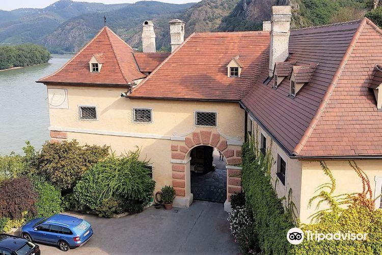 Burg Durnstein Durnstein Castle2