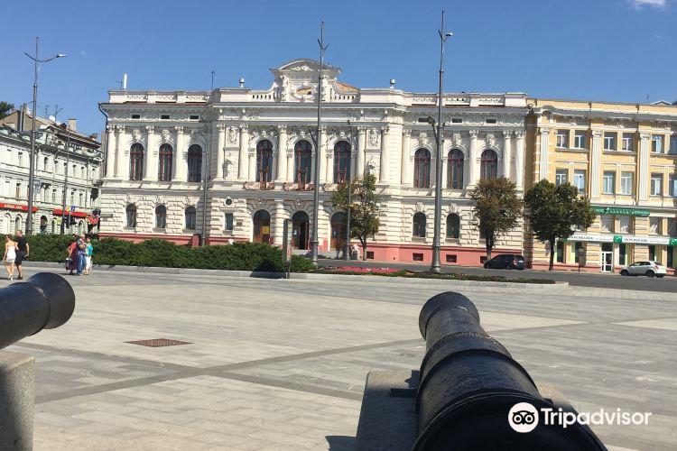 哈爾科夫歷史博物館1