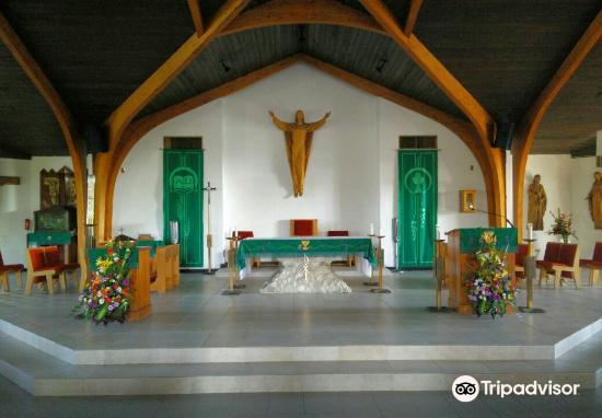 St Ignatius Catholic Church1