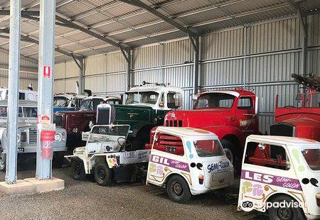 Winton Diamantina HeritageTruck & Machinery Museum