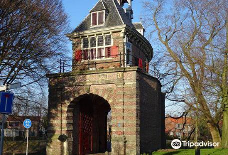 Rijksmonument Oosterpoort Hoorn uit 1578