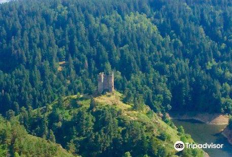 Castle Domeyrat
