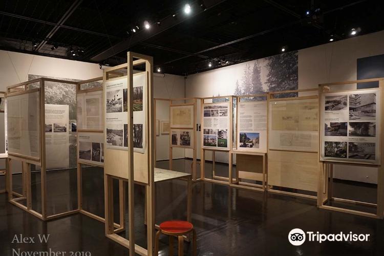 Museum of Finnish Architecture (Arkkitehtuurimuseo)1