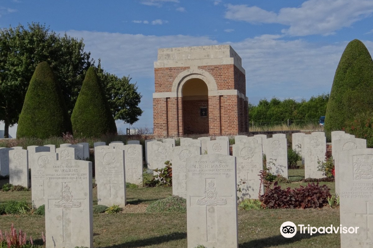 Bapaume Post Military Cemetery