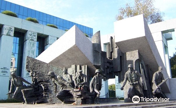Monument of the Warsaw Uprising3