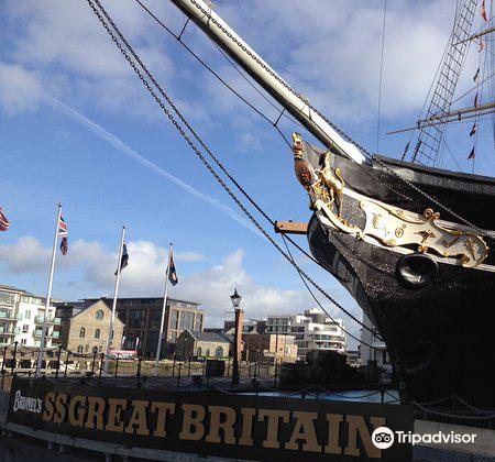 Brunel's SS Great Britain3