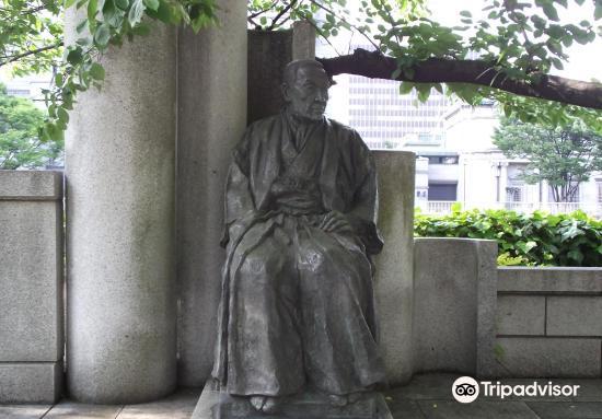 Statue of Mr. Hayashi Ichizo3