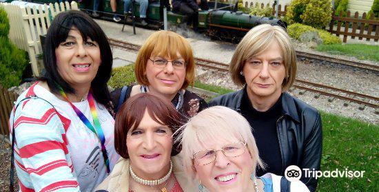 Eastbourne Miniature Steam Railway Adventure Park4