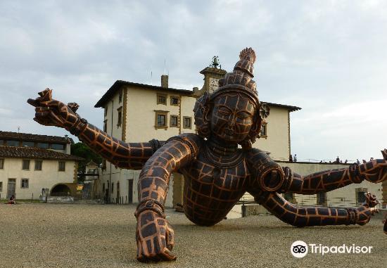 Forte di Belvedere o di San Giorgio Firenze3