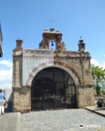 Chapel of Christ the Savior (Capilla de Cristo)4