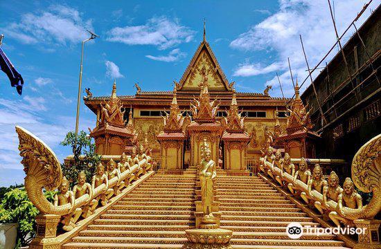 Mongkol Serei Kien Khlean Pagoda1