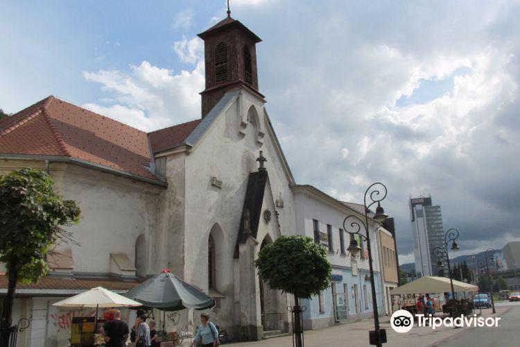 Church of St. Elizabeth (Spitalsky)1