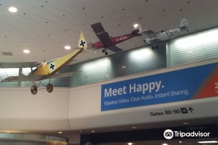 Port Columbus International Airport (CMH)4