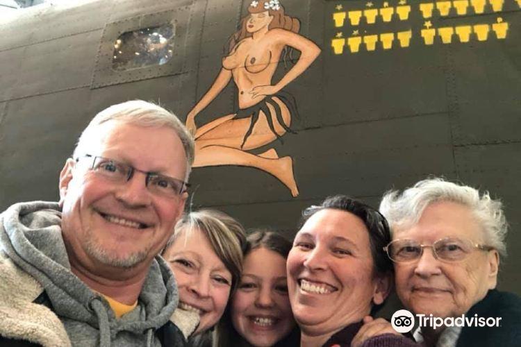 Louisiana Pavillion: WWII Museum3