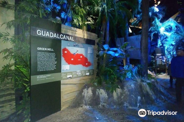 Louisiana Pavillion: WWII Museum4