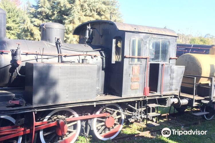 Camlik Locomotive Museum2
