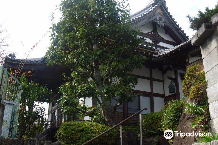Ganjo-ji Temple2