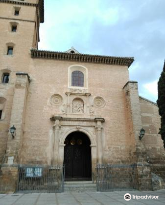 Iglesia de San Ildefonso4