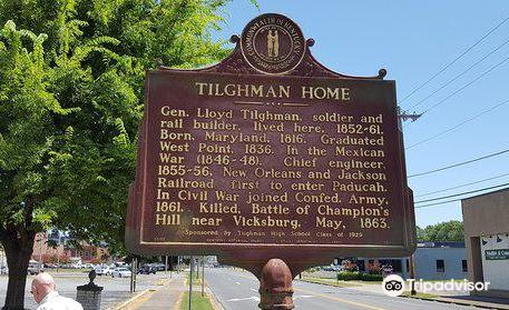 Lloyd Tilghman House and Civil War Museum