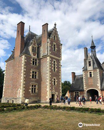 Chateau du Moulin Conservatoire de la Fraise1