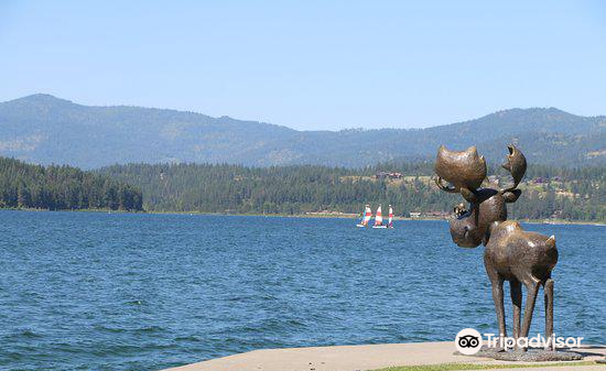 Coeur d'Alene City Park and Independence Point1