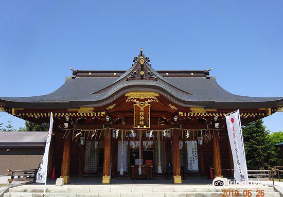 美瑛神社1