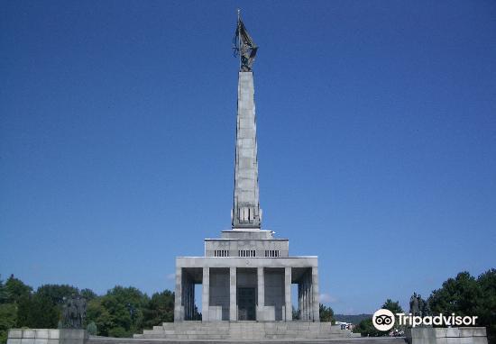 斯拉文蘇軍烈士紀念碑3