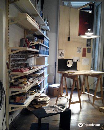 Studio Museo Achille Castiglioni3