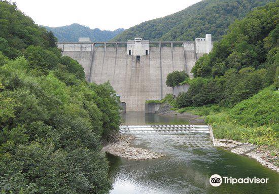 Satsunai-river Dam2