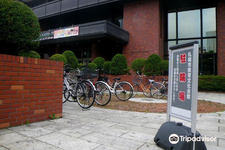 Sapporo Education Community Center4