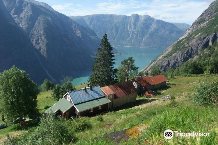 Kjeåsen mountain farm1