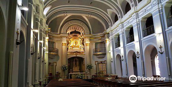 Royal Basilica of Our Lady of Atocha3