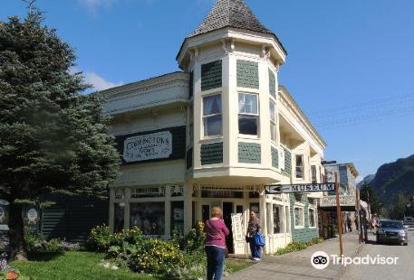 Corrington's Museum of Alaskan History