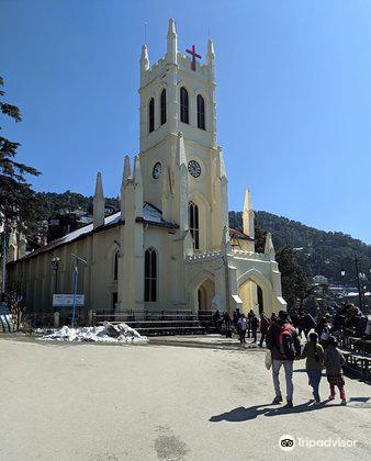 西姆拉基督教堂2