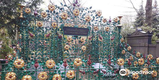 Weissensee Jewish Cemetery (Judischer Friedhof)4