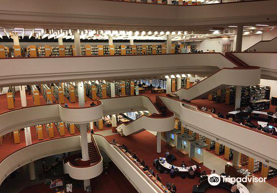 Toronto Reference Library4