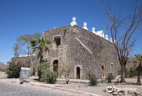 Mission Santa Rosalia de Mulege