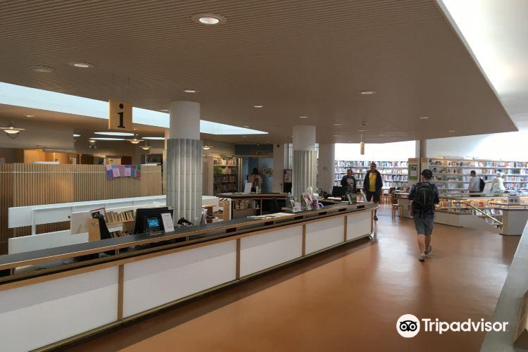 Rovaniemi City Library4