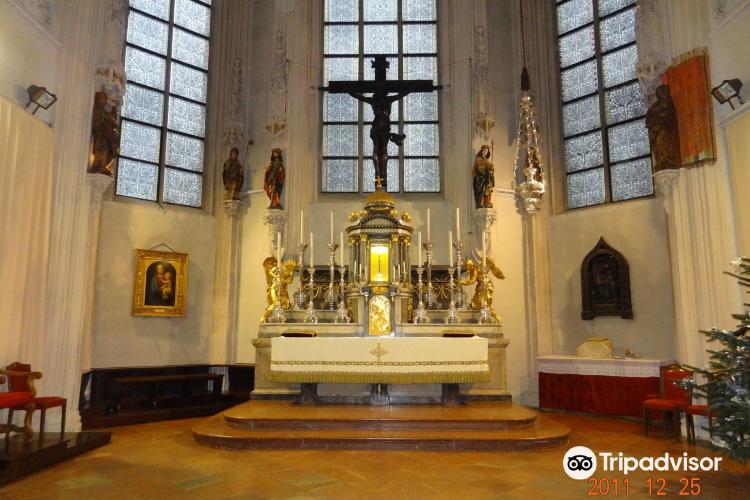 Die Burgkapelle (Home of the Vienna Boys' Choir)1