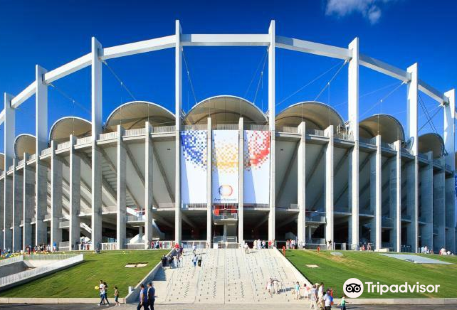 National Arena Stadium Bucharest