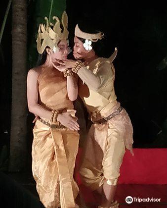The Sacred Dancers of Angkor