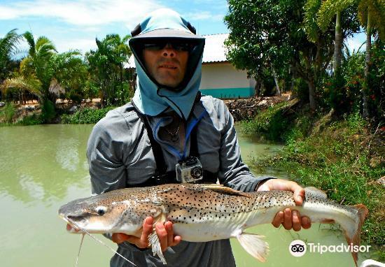 Amazon Fishing Park Pattaya2