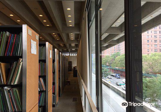 紐約表演藝術公共圖書館3