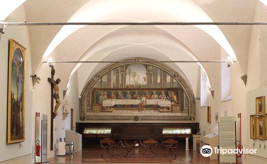 Cenacolo di Fuligno Museum2