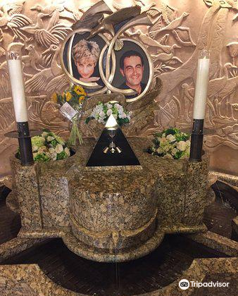 Princess Diana/Dodi Fayed Memorial4