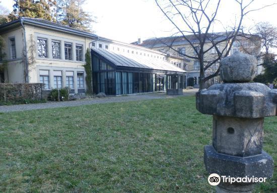 Volkerkundemuseum der Univeritat Zurich1