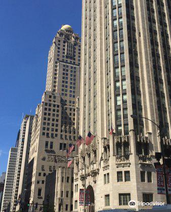 God Bless America Statue Chicago4