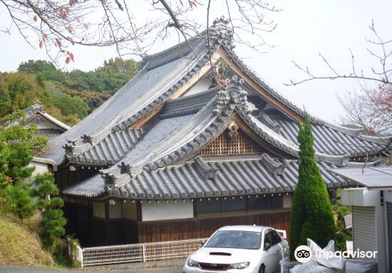 Ganjo-ji Temple1