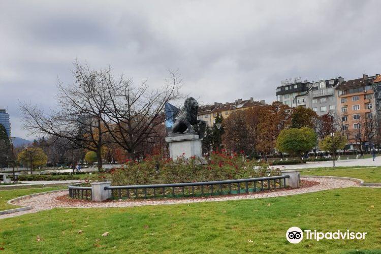Monument Symbol of the City of Sofia2