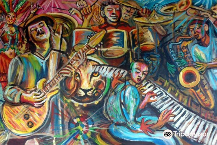 Don Renuka's Art Gallery